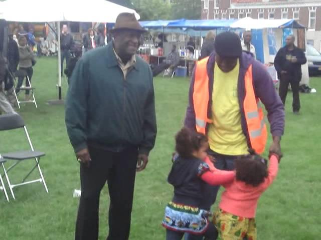 THE HAGUE AFRICAN FESTIVAL PRE EVENT WITH SURINAME KASEKO DENG BOI