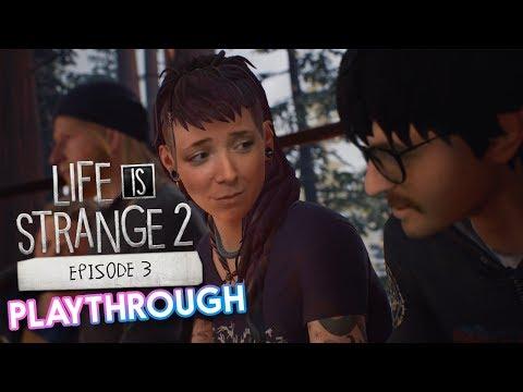 Life is Strange 2 Episode 3 Playthrough!