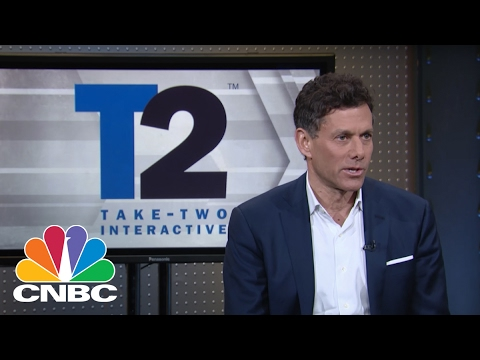 Take-Two Interactive CEO: Game On? | Mad Money | CNBC