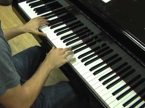 Jay-Z ft. Justin Timberlake- Holy Grail- Piano Cover
