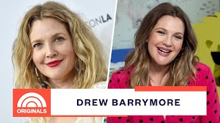 Drew Barrymore On Why Her Kids Won't Act Until 18   TODAY