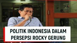 Download Video Politik Indonesia dalam Persepsi Rocky Gerung MP3 3GP MP4