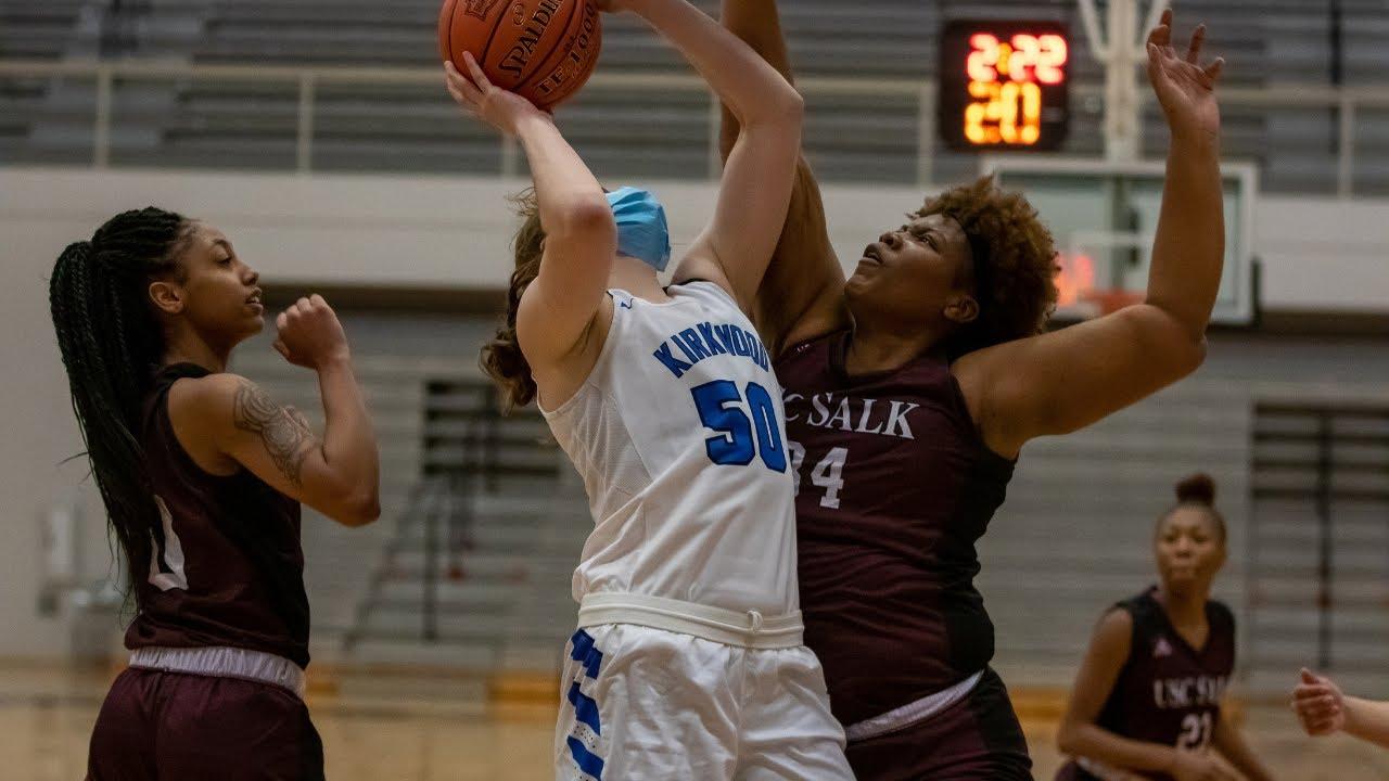 2021 NJCAA DII Women's Basketball Championship - Kirkwood vs. USC Salkehatchie