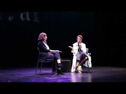 FIAF Cinésalon: Barbara – Q&A with Jeanne Balibar
