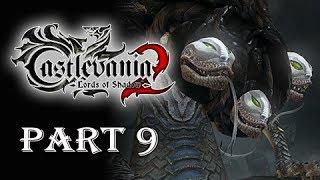 Castlevania Lords of Shadow 2 Walkthrough Part 9 - Boss Medusa (Let's Play Gameplay)