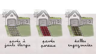 LES SOLS PERMÉABLES gérer les eaux pluviales de sa maison à la parcelle