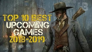 10 NEW Upcoming Games of 2018-- 2019(  PS4 Xbox One PC)