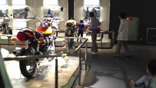 Life in Japan: Kawasaki Museum