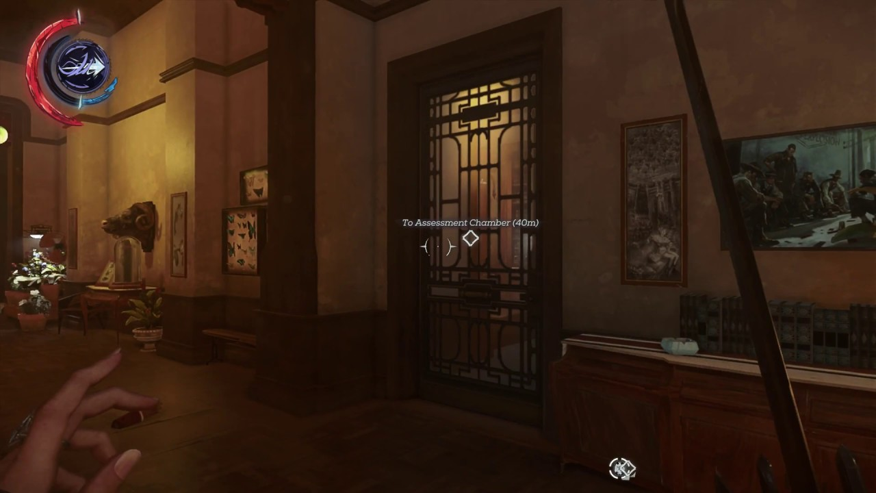 Dishonored  Where Is The Key In The Room