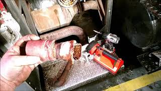 fire truck repair no more leaky pipes