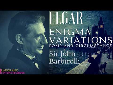 Elgar - Enigma Variations, Nemrod / Pomp and Circumstance, M