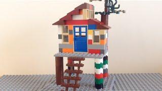 Minecraft como hacer una casa dentro de un rbol vive for Como hacer una casa clasica de ladrillo en minecraft