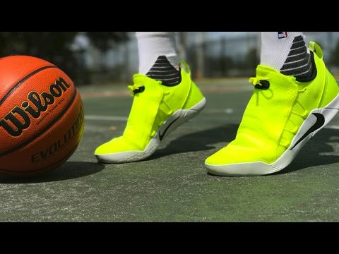 2e1198a12d17 NIKE KOBE AD NXT PERFORMANCE REVIEW!!! - YouTube