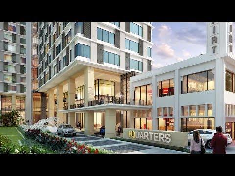 HQUARTERS BUSINESS RESIDENCE BANDUNG 2018
