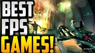 Top 5 Best FPS Games For Android 2018(Offline/Online)
