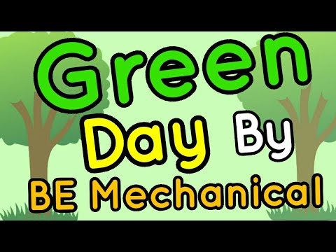 Green Day By BE MECHANICAL || MSBECL || ForiFun ||