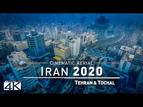 【4K】Drone Footage | IRAN by Drone - Tehran & Tochal 2019 ..:: Cinematic Aerial Film |  ایران