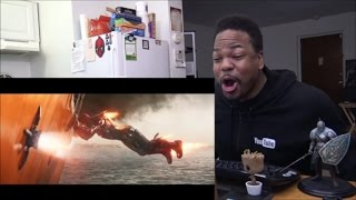 Spider-Man: Homecoming - Trailer 2 - REACTION!!!