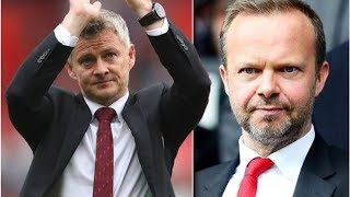 What Ole Gunnar Solskjaer told Man Utd after chiefs drew up long list of transfer targets- transf...