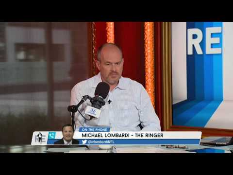 The Ringer NFL Analyst Michael Lombardi Breaks Down the Kirk Cousins Situation   7/17/17