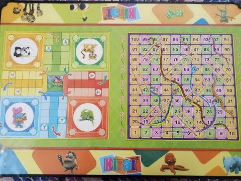 How to play Ludo , Snake & Ladder Game
