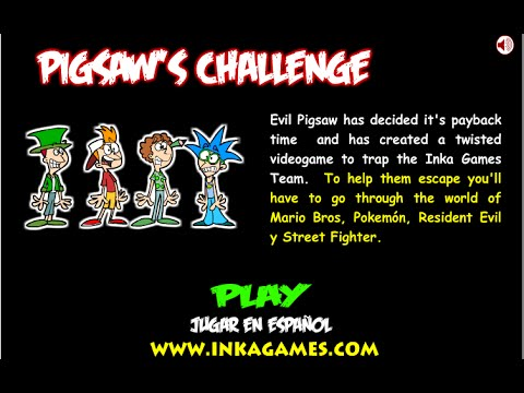 Pigsaw's Challenge