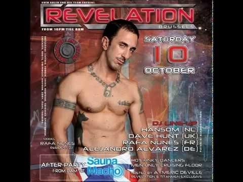 Alejandro Alvarez Live @ Revelation Vol.17 - 10-10-2015