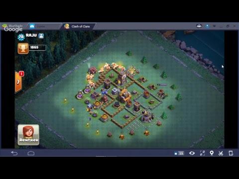 coc  base review + live attack @MAURITIUS ELITE