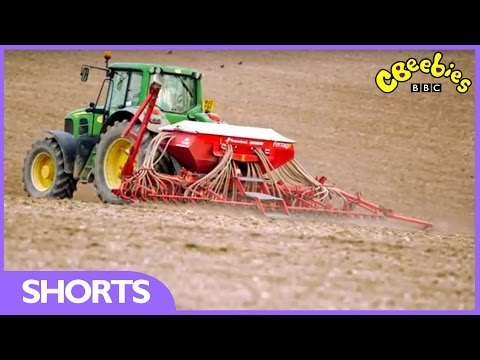 CBeebies: Down On The Farm - All About Tractors