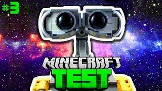 EINE KÜNSTLICHE INTELLIGENZ! - Minecraft TEST #03 [Deutsch/HD]