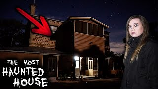 Intense Night in Most HAUNTED HOUSE | Glenbarr Homestead