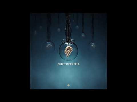 Ghost Rider - Felt - Official