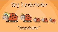 Sonnenkäfer-Lied (Erst kommt der Sonnenkäferpapa) - Kinderlieder zum Mitsingen | Sing Kinderlieder