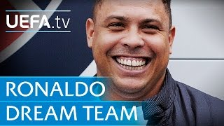 Ronaldo: My dream five-a-side