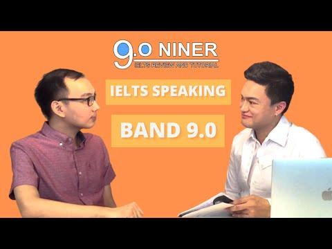 IELTS Live Speaking Exam (Band 9)