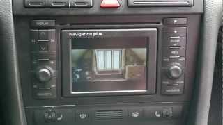 Audi A6 C5 2.5 TDI quattro RNS D Navigation Plus/DVD