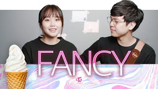 """TWICE """"FANCY""""  acoustic cover"""