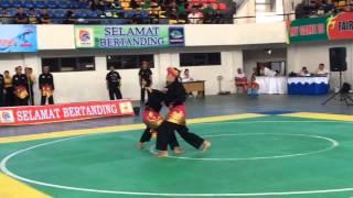 Gopinda. ; Kejuaraan Pencak Silat Porprov Bali XII di  final tgl 17092015 - kategori seni ganda put