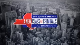 "NRA News Ginny Simone Reporting | Coming Soon: ""A New Class of Criminals"""