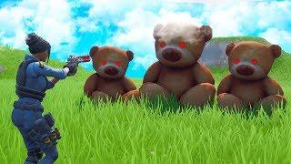La Légende du Pistolet , Le Pain Au Lait & Teddie ! Fortnite Funny Moments #8