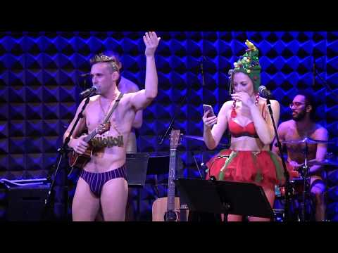 The Skivvies - Jack Daniel's, Red Bull, Cialis, and Colonoscopy (Paige Davis Text Message Song)