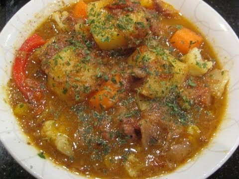 Flu Remedy Stew - Liz Kreate - RECIPE