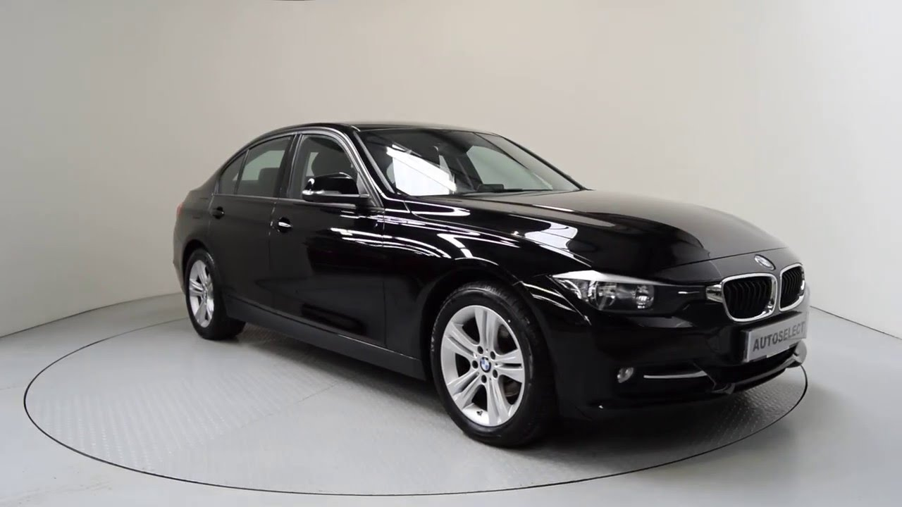 used 2014 bmw 318d used bmw black armagh shelbourne motors hj14pvl youtube. Black Bedroom Furniture Sets. Home Design Ideas
