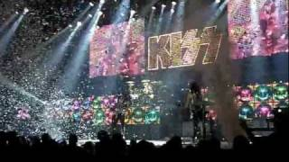 (HD) KISS ALIVE Live- BACKSTAGE & Mix of The Show Very High Quality!!