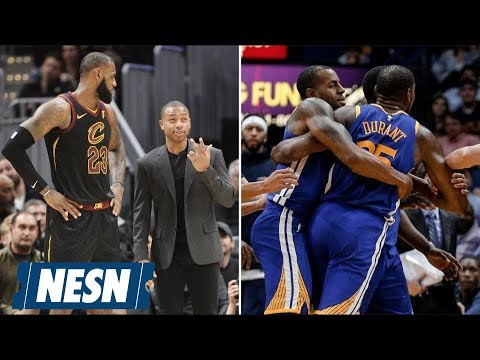 The Rebound: Durant Vs. Cousins, Kyrie Dominating, LeBron And 2K18