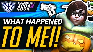 Overwatch | What Happened To MEI + Why She's Going To Get BETTER (ft #1 Mei Circci)