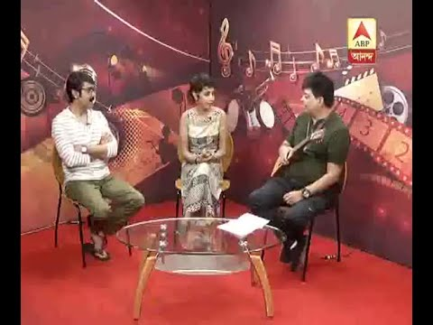 Watch: Prosenjit Chatterjee and Jeet Gannguli in a Chat show on 'Dekh Kemon Lage' at ABP A