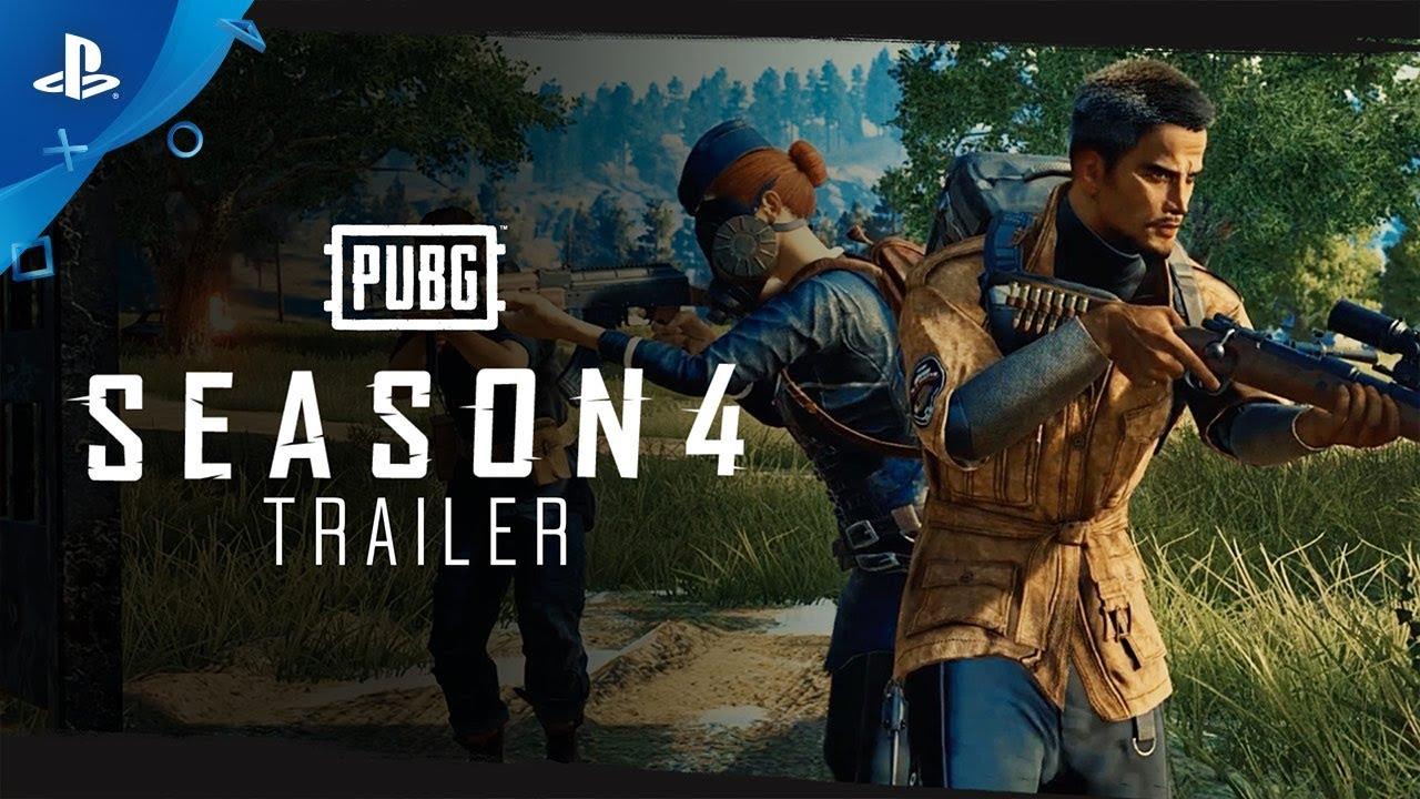 Pubg Console Cross Play Coming Soon Season 4 Hits Ps4
