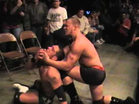 CWF Mid-Atlantic Flashback: Joey Silvia vs Steve Greene(1/3/09)