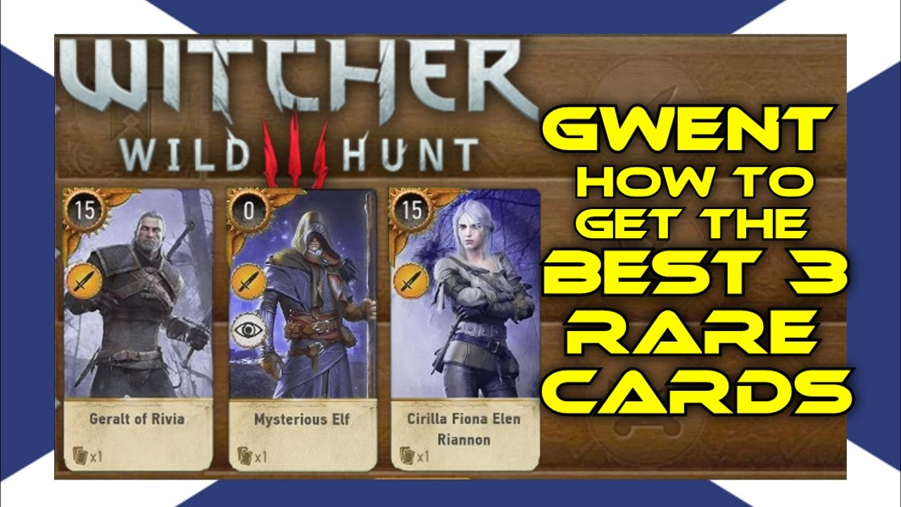 Gwent card locations the witcher 3 - Gwent Card Locations The Witcher 3 50